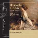 Reynaldo Hahn : Complete works for piano solo